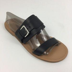 M. GEMI Women's Italian Leather Sandals 35.5